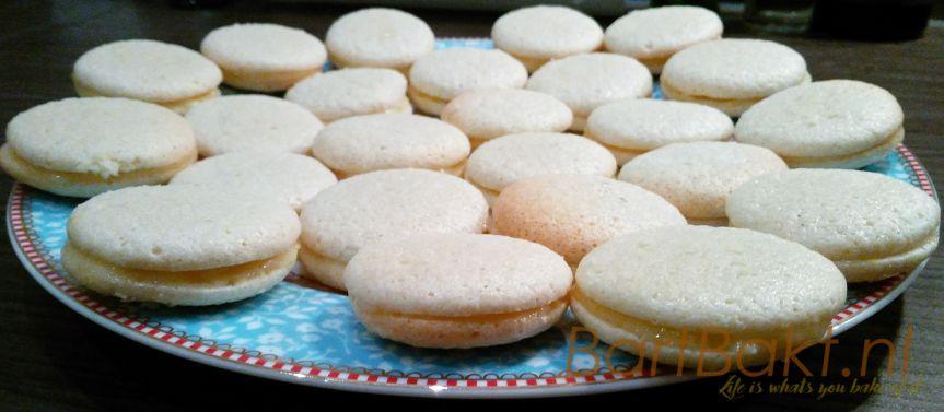 eerste macarons Bart_watermerk