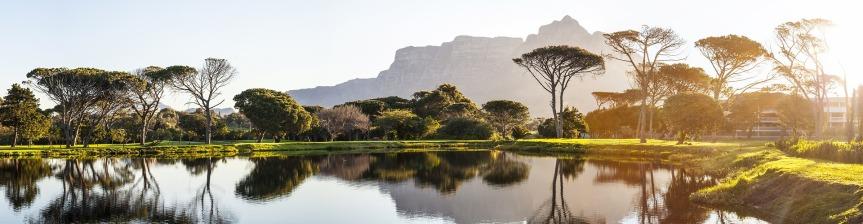 Panorama Zuid-Afrika