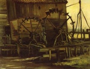 Raderen - Vincent van Gogh