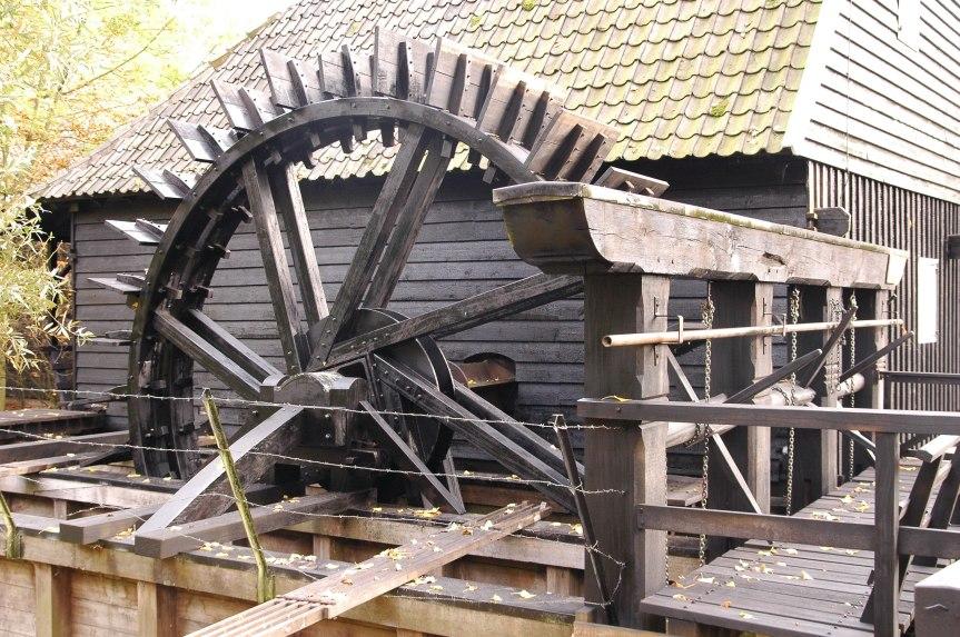 Genneper Watermolen Rad